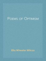 Poems of Optimism