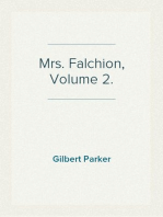 Mrs. Falchion, Volume 2.