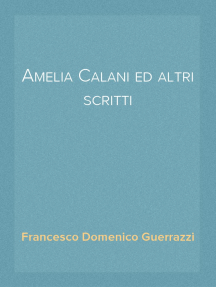 Amelia Calani ed altri scritti