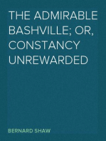 The Admirable Bashville; Or, Constancy Unrewarded