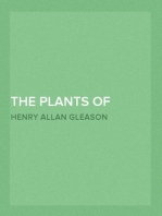 The Plants of Michigan Simple Keys for the Identification of the Native Seed Plants of the State