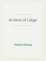 A Hero of Liége
