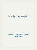 Madame Aubin