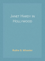 Janet Hardy in Hollywood