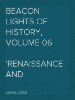 Beacon Lights of History, Volume 06