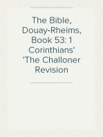 The Bible, Douay-Rheims, Book 53