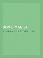 Some Imagist Poets An Anthology
