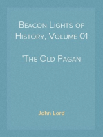 Beacon Lights of History, Volume 01