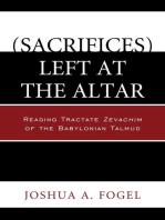 (Sacrifices) Left at the Altar