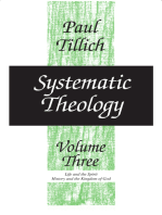 Systematic Theology, Volume 3