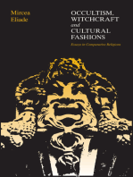 Occultism, Witchcraft, and Cultural Fashions