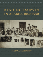 Reading Darwin in Arabic, 1860-1950