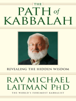 The Path of Kabbalah