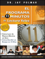 11 Minute Speed Reading Course