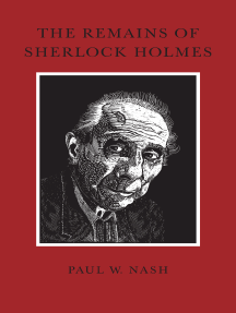 The Remains of Sherlock Holmes