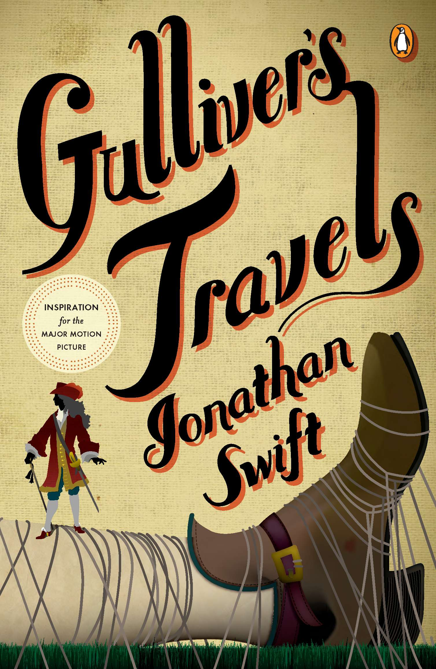 the satirical approach of jonathan swifts novel gullivers travels Swifts gulliver's travels by jonathan swift  people can approach gulliver's travels like a  achieved if we take note of the satirical elements in the novel.
