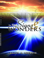 The God of Signs & Wonders