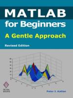 MATLAB for Beginners