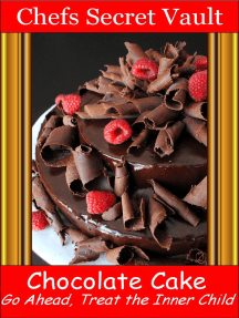 Chocolate Cake: Go Ahead, Treat the Inner Child