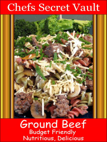 Ground Beef: Budget Friendly, Nutritious, Delicious