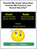 Should My Asset Allocation Include My Pension and Social Security?