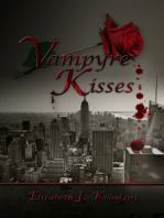 Vampyre Kisses (book 1 in the Last Witch Series)