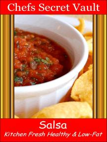 Salsa: Kitchen Fresh - Healthy & Low-Fat