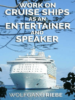 Work on Cruise Ships as an Entertainer & Speaker