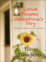 Love Poems for Valentine's (Poems to Make Her Fall in Love)
