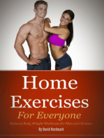 Home Exercises For Everyone