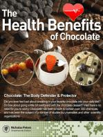 The Health Benefits Of Chocolate