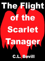 The Flight of the Scarlet Tanager