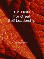 101 Hints for Great Self Leadership