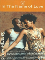 In The Name Of Love (Love Storm Romance)
