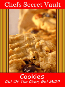 Cookies: Out of the Oven - Got Milk?