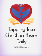 Tapping Into Christian Power Daily