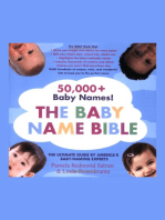 The Baby Name Bible