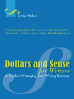 Dollars and Sense for Writers