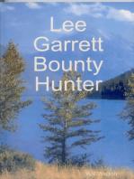 Lee Garrett Bounty Hunter