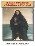 Saint Frances (Mother) Cabrini