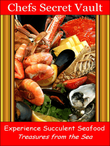 Experience Succulent Seafood: Treasures from the Sea