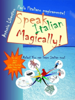 Speak Italian Magically!