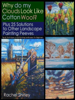 Why do My Clouds Look like Cotton Wool? Plus 25 Solutions to Other Landscape Painting Peeves
