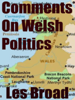 Comments On Welsh Politics