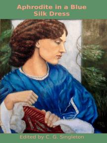 Aphrodite in a Blue Silk Dress