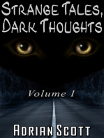 Strange Tales, Dark Thoughts volume I