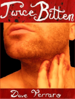 Twice Bitten (a gay teen paranormal romance)