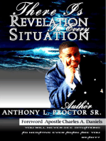 There Is Revelation In Every Situation