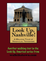 Look Up, Nashville! A Walking Tour of Nashville, Tennessee