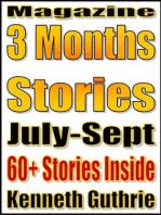 3 Months' Short Stories (July-Sept. 2011)